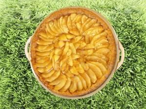 Apfel-Keks-Kuchen