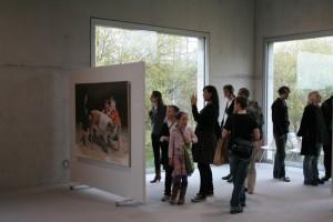 Ausstellung von Hartmut Kievert